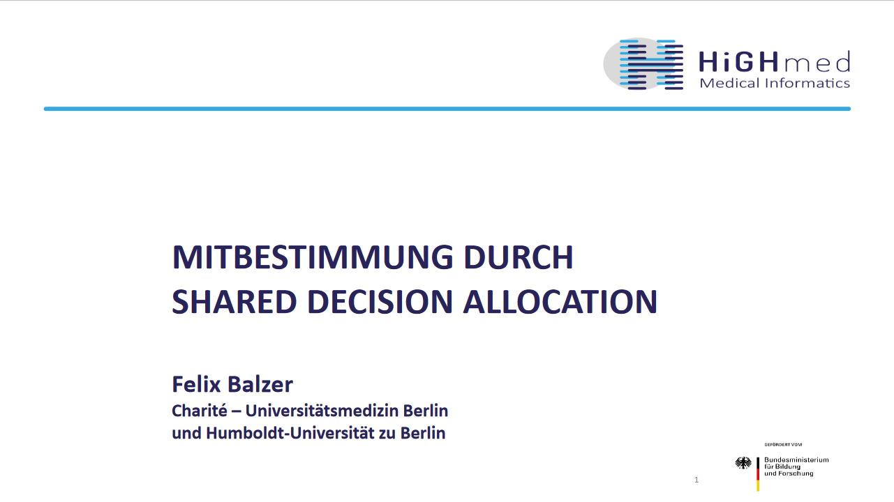 Thumbnail: Shared Decision Allocation